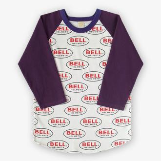 BELL HELMETS ヴィンテージTシャツの全体画像
